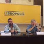 Massimo Fini, con la storia reazionaria del calcio, apre la terza edizione di libropolis, il festival di editoria e giornalismo a pietrasanta