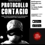 """""""Protocollo contagio"""", intervista a Franco Fracassi - PODCAST"""