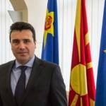 Prime Minister Zaev visiting Kromberg and Schuber