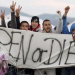 Germany to roll out mass golding centres for asylum seekers