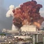 Beirut, 100 morti e mille feriti per esplosione