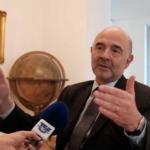 """Moscovici a TFS: """"Voglio evitare una crisi tra UE e Italia. Sarebbe assurdo"""""""