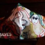 Il Covid-19 e le mascherine d'artista
