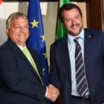 """Vertice Orban- Salvini, """" difenderemo i confini dell'europa"""""""