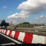 Roma, definitivo il restringimento del viadotto della Magliana, sara' un settembre nero.