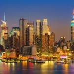 NEW YORK Smart, capodanno nella grande mela