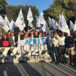 Roma, la Lega manifesta per la messa in sicurezza del Ponte di Via Giulio Rocco