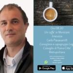 Un Caffè in Municipio, puntata del 8 ottobre 2018