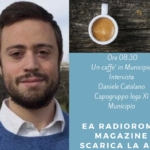 Un Caffè in Municipio, puntata del 16 ottobre 2018
