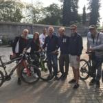Bike Event della Lega per Roma capitale delle Smart Cities