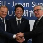 Japan-EU free trade agreement: la Commissione commercio internazionale approva l'accordo
