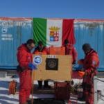 Le Forze Armate alla 34^ spedizione in antartide