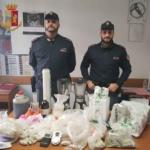 Montespaccato. Lotta della Polizia di Stato allo spaccio di stupefacenti: arrestato un pusher e sequestrati cocaina e denaro.