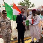 Maxi donazione di farmaci al governo nigerino