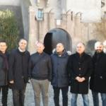 Comune di Santa Marinella contro il decreto sicurezza, intanto omaggia il Premier Maltese