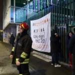 Incendio via del Caravaggio, con le occupazioni tolleranza zero