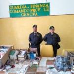 Operazione San Paolo, GdF contro la contraffazione