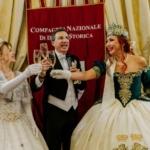 Roma, Successo del Gran Ballo Russo a palazzo Brancaccio