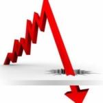 Tanto tuonò che piovve!! l'Italia è in recessione tecnica.
