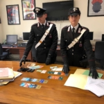 Esquilino, truffatori arrestati in banca