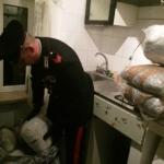 Castelverde (Rm), sequestrati 100kg di droga e armi