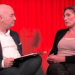 SOLEDONNE, al Teatro Duse di Roma, Alessandro Conte intervista Annachiara Mantovani