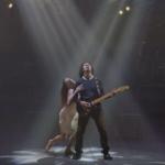 La luna dei Pink Floyd, Shine opera rock di Micha Van Hoecke