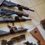Roma, Montesacro, trovato arsenale nascosto dal '43