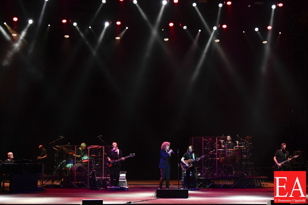 FIORELLA MANNOIA - Padroni di Niente Tour - Auditorium Parco della Musica