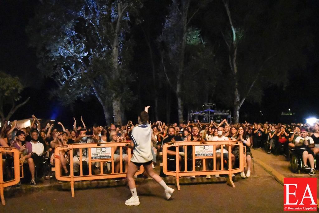 MELANCHOLIA - T.S.3 Tour / Villa Ada Roma Incontra il Mondo