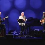 Zeppetella/Mirabassi/Deidda alla Casa del Jazz