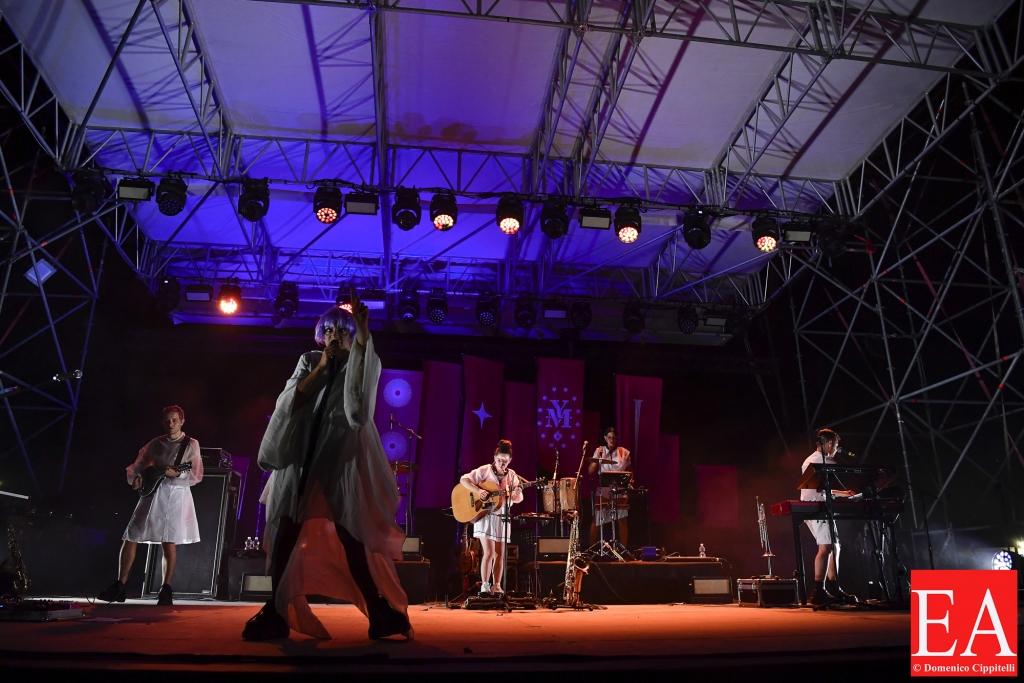 La Rappresentante di Lista - MY MAMMA Tour - Etruria Eco Festival