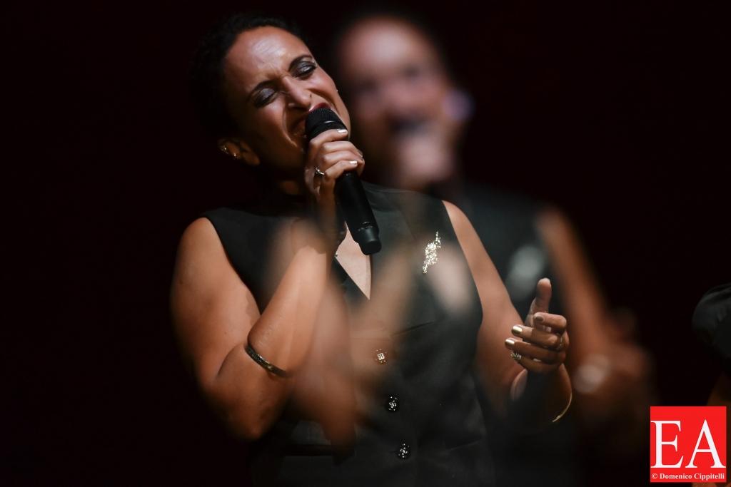 NOA - TOUR 2021 - Cavea Auditorium Parco della Musica
