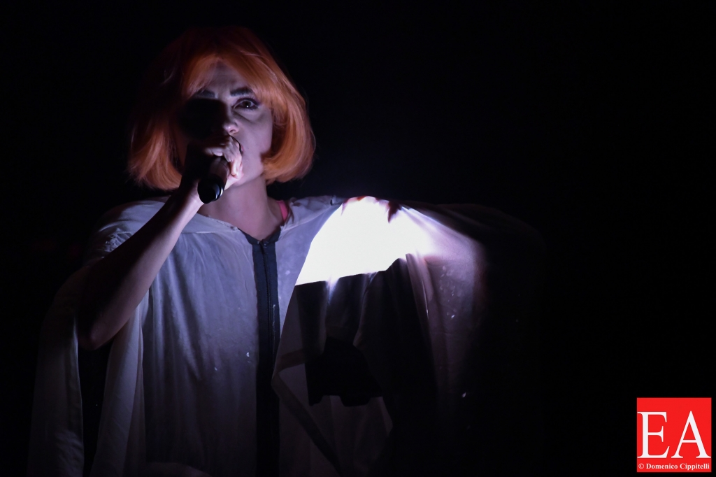 La Rappresentante di Lista - MY MAMMA Tour - Cavea Auditorium Parco della Musica