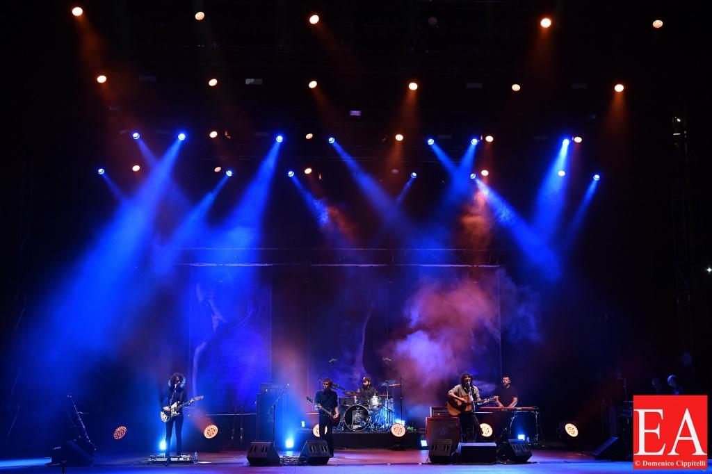 The Zen Circus - L'Ultima Casa Accogliente Tour - Cavea Auditorium Parco della Musica