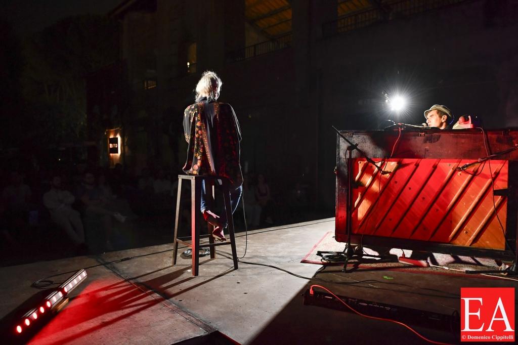 Lorenzo Kruger - Singolarità Tour 2021 - Monk