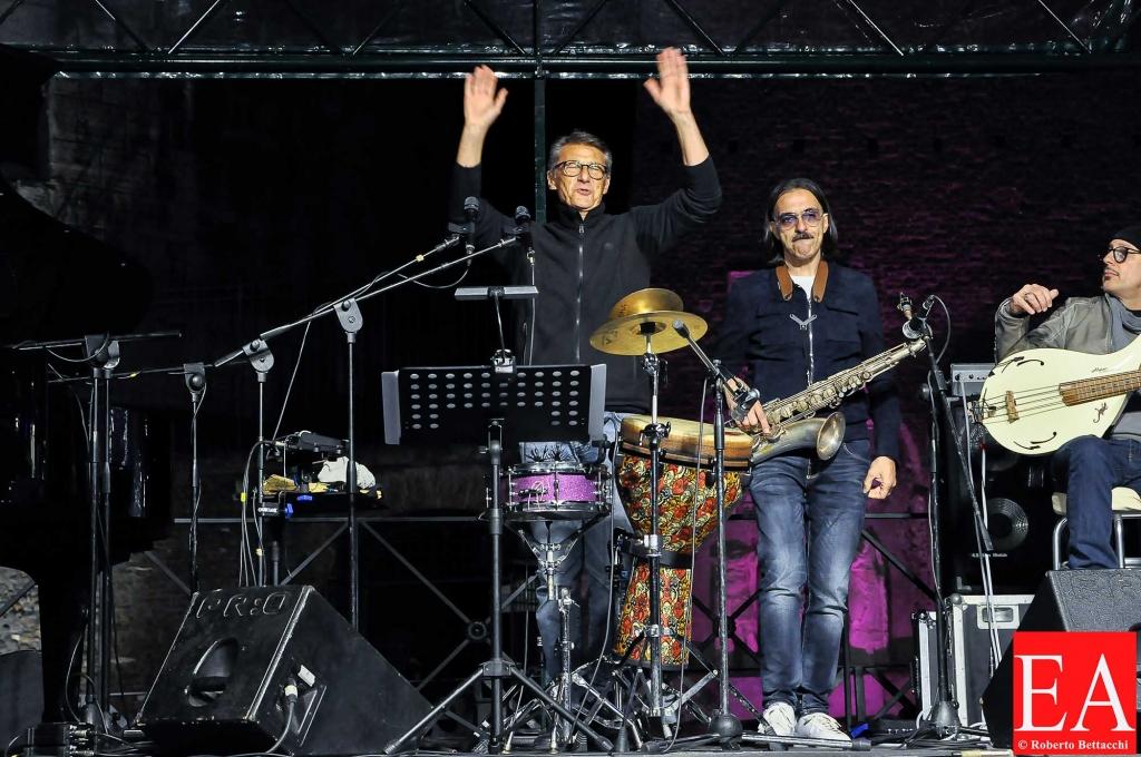 Gegè Telesforo in concerto - Around Jazz 2021 - 8 ottobre 2021