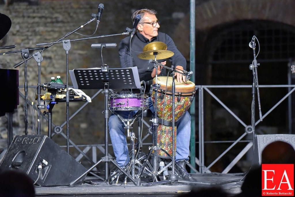 Gegè Telesforo Group in concerto - Around Jazz 2021 - Roma 8 ot