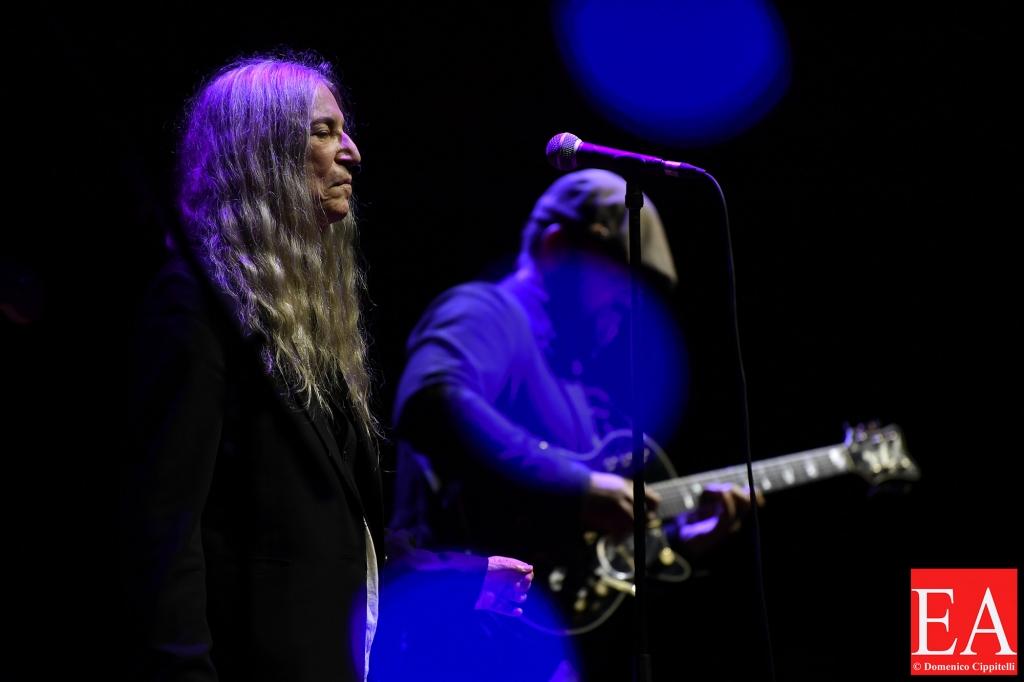 Patti Smith - In Concert - La Nuvola