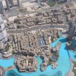 """Dubai: """"At the top"""" del Burj Khalifa, il grattacielo dei record fiore del deserto"""