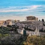 Atene, le origini della storia occidentale tra pace e caos
