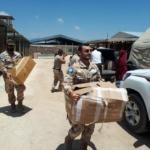 Somalia, la missione italiana EUTM dona medicinali alla clinica infantile di Mogadiscio