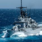 Fregata Espero della Marina Italiana si unisce all'operazione Sea Guardian