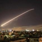 Bombardieri alleati su obiettivi siriani