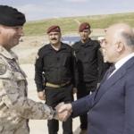 Iraq, Premier iracheno visita la diga di Mosul
