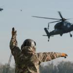 Caex 2018, l'Aviazione dell'Esercito si addestra per operazioni di Personel Recovery