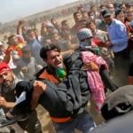 Striscia di Gaza: almeno 13 bambini hanno perso la vita dall'inizio delle proteste, 1.000 quelli rimasti feriti