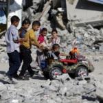 I bambini in situazione di conflitto: a Gaza il 95% dei bambini presenta sintomi di grave sofferenza psicologica