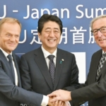 Vertice Unione Europea-Giappone: sì al Jefta, Japan-Eu free trade agreement, e all'accordo di partenariato strategico