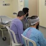Israele ha iniziato a curare civili e combattenti siriani dal 2013, all'ospedale di Nahariya